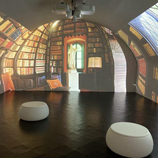 Visite virtuali e immersive al complesso della Fondazione Ugo Da Como di Lonato del Garda