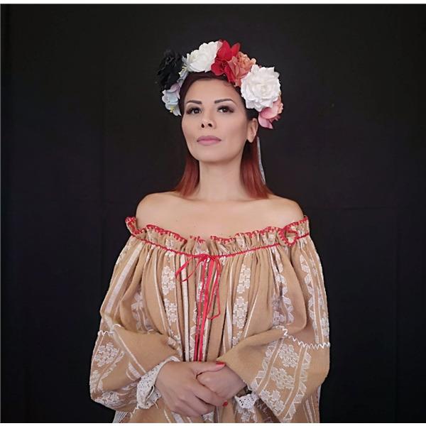 "Viva Frida! Jennifer Cabrera Fernandez presenta ""Mexico y cielo"""
