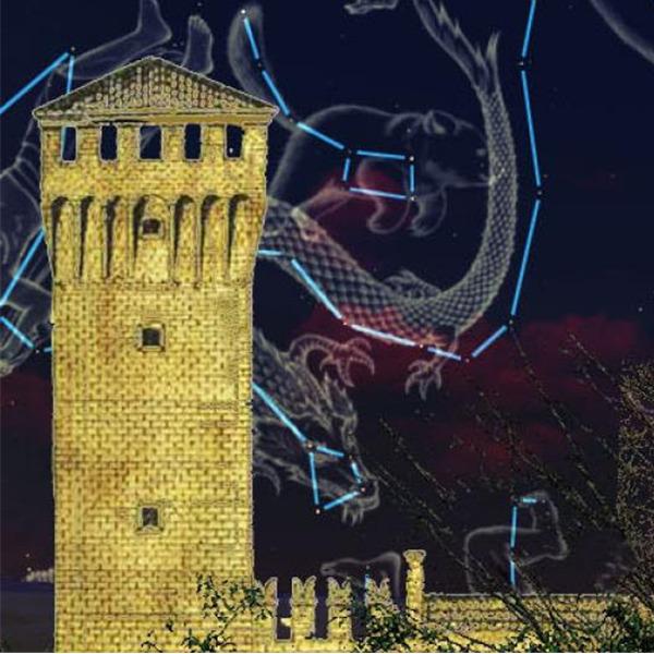 Gli astri del 300 - Il cielo stellato della Padova Medievale