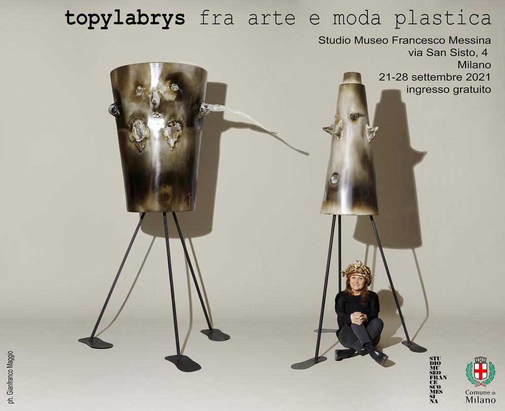 Topylabrys fra Arte e Moda plastica