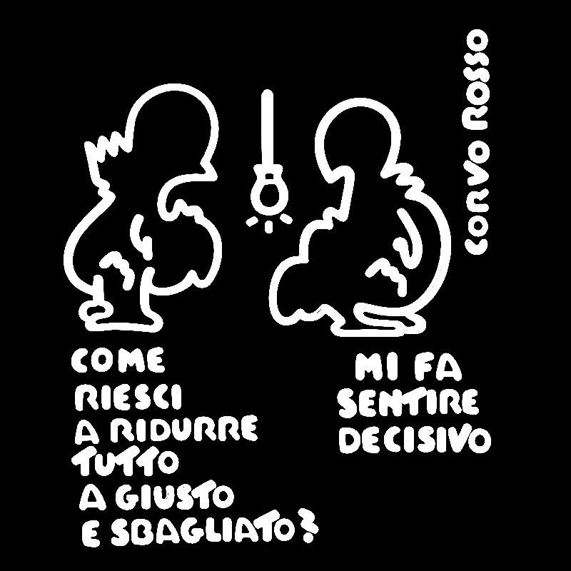 """Le Vignette di Corvo Rosso: """"Sub iudice"""""""