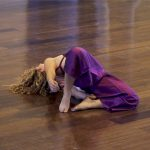 """Dirty sweat"". Performance di Martina Rota"
