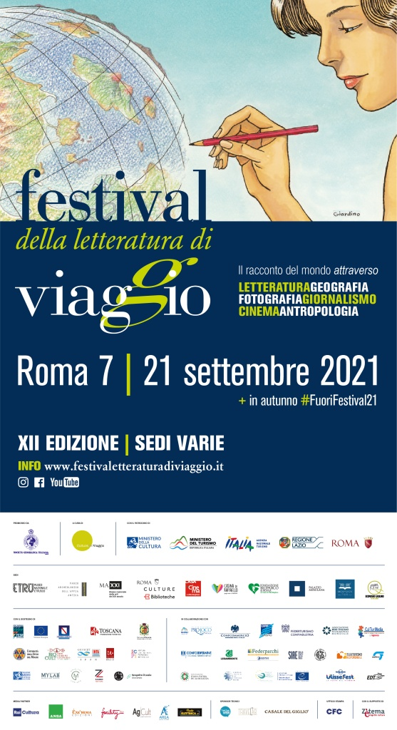 Festival della Letteratura di Viaggio - XII edizione