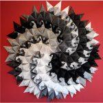 Gli origami di Paolo Bascetta in mostra al Battistero di Velate
