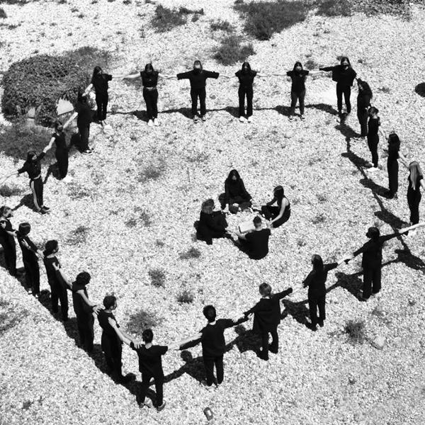 """""""Il vuoto"""". Installazione degli studenti di Design dell'Università Iuav di Venezia"""