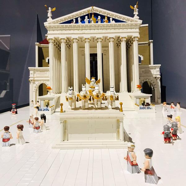 """La mostra """"I love Lego"""" a Padova"""
