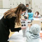"""Laboratorio per bambini dai 6 ai 10 anni: """"Coppie di design"""""""