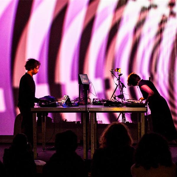 Live Cinema Festival 2021 - Vedi i suoni, ascolta le immagini