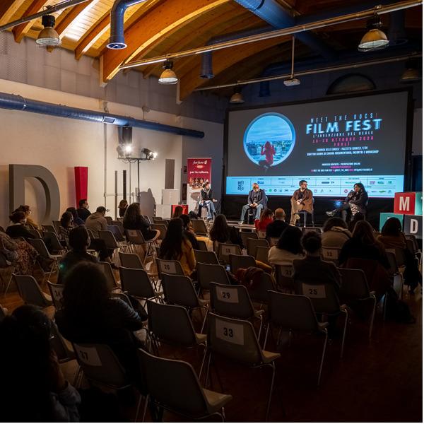 """Meet the Docs! Film Fest - V edizione: """"Storie di un altro mondo"""""""