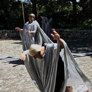 """""""Oedipus Rex"""". L'Edipo Re del Teatro delle Forche al MArTA di Taranto"""