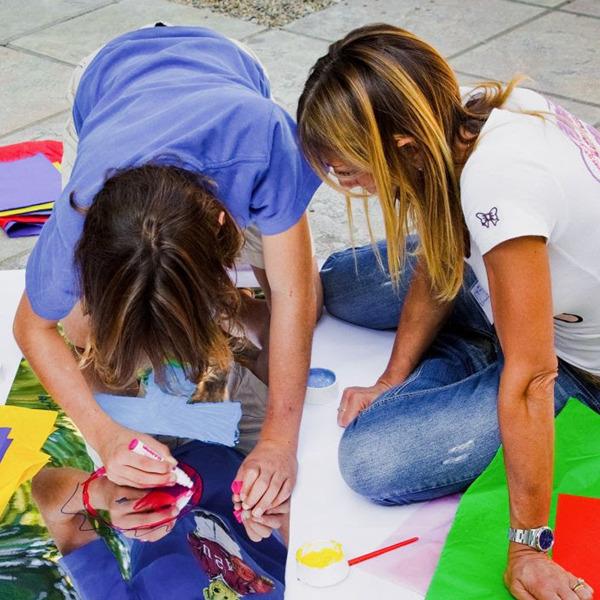 Ritornano i Kids Day alla Collezione Peggy Guggenheim. Workshop per bambini 4-10 anni