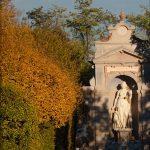Atmosfere d'Autunno a Villa Arconati
