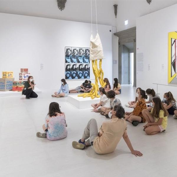 La scuola e il museo possono lavorare insieme per avvicinare gli studenti all'arte? Sette incontri online con i maggiori musei italiani