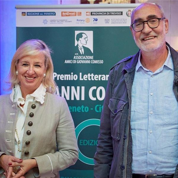 """Marco Belpoliti con """"Pianura"""" e Alessandra Necci con """"Al cuore dell'Impero"""" vincono il Premio Comisso 2021"""