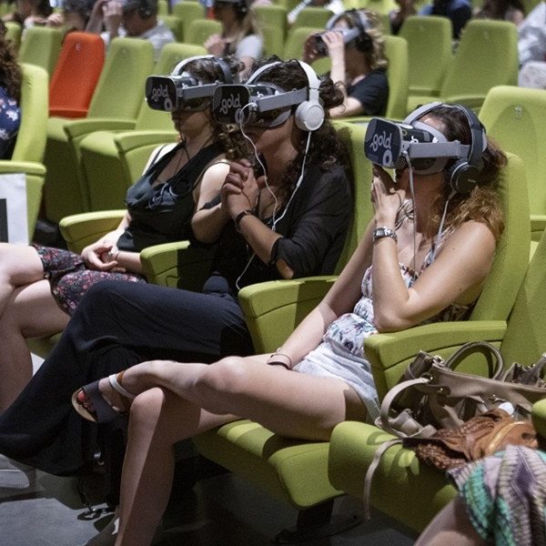 Segnale d'allarme - La mia battaglia VR. Spettacolo in Virtual Reality