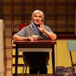 """Teatro: """"Una vita che sto qui"""" con Ivana Monti"""