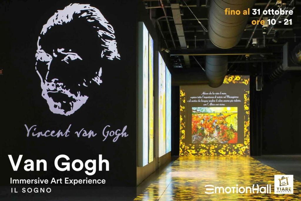Van Gogh. Il sogno - Immersive Art experience