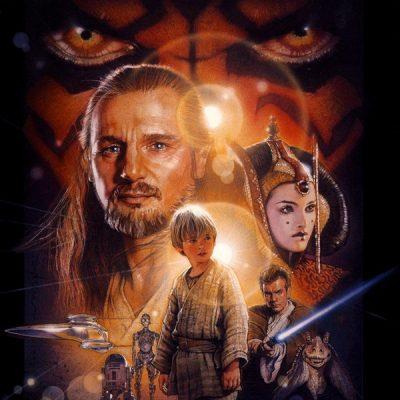 "FuturCinema: Star Wars. Episodio 1 - ""La Minaccia Fantasma"""