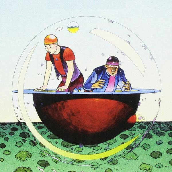 """FuturComics: """"Il mondo di Edena"""" di Moebius"""