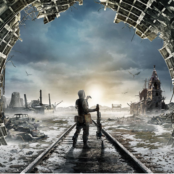 FuturGames: Metro Exodus - Ispirato ai romanzi di Dmitry Glukhovsky