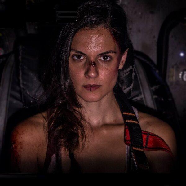 "FuturVideo: ""Caronte"" Luis Tinoco, Visual Effects: Onirikal Studio"