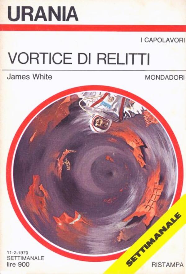 """Urania: """"Vortice di relitti"""" di James White"""