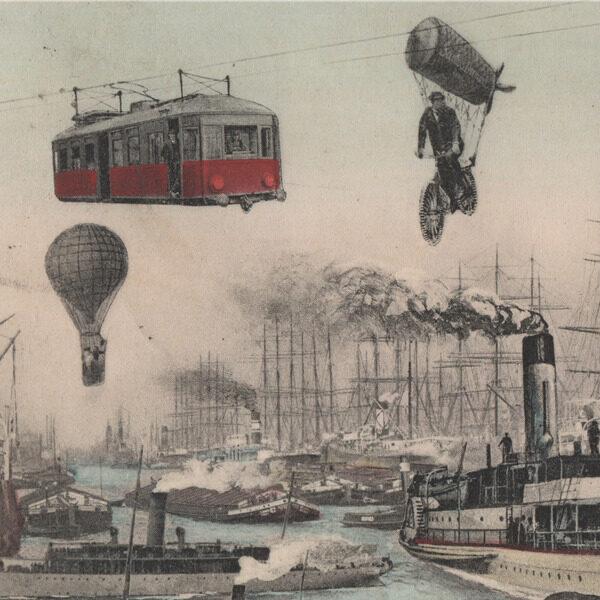 Futuri passati. Viaggio fra parole, immagini, visioni del futuro, fra '900 e 2000