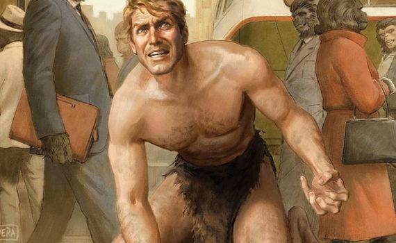 """FuturComics: """"Il pianeta delle scimmie"""" in versione graphic novel"""