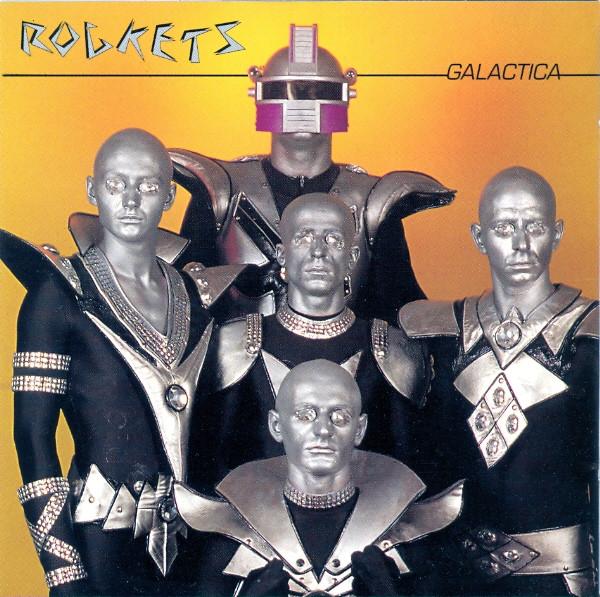 Les Rockets - Galactica