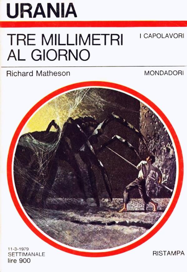 """Urania: """"Tre millimetri al giorno"""" di Richard Matheson"""