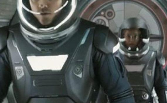 """FuturCinema: """"Passengers"""" - E' troppo tardi per tornare indietro..."""