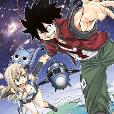 "FuturComics: ""Edens zero"" di Hiro Mashima"