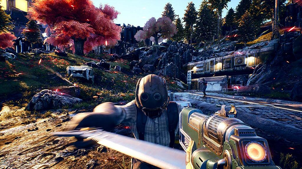 FuturGames: The Outer Worlds