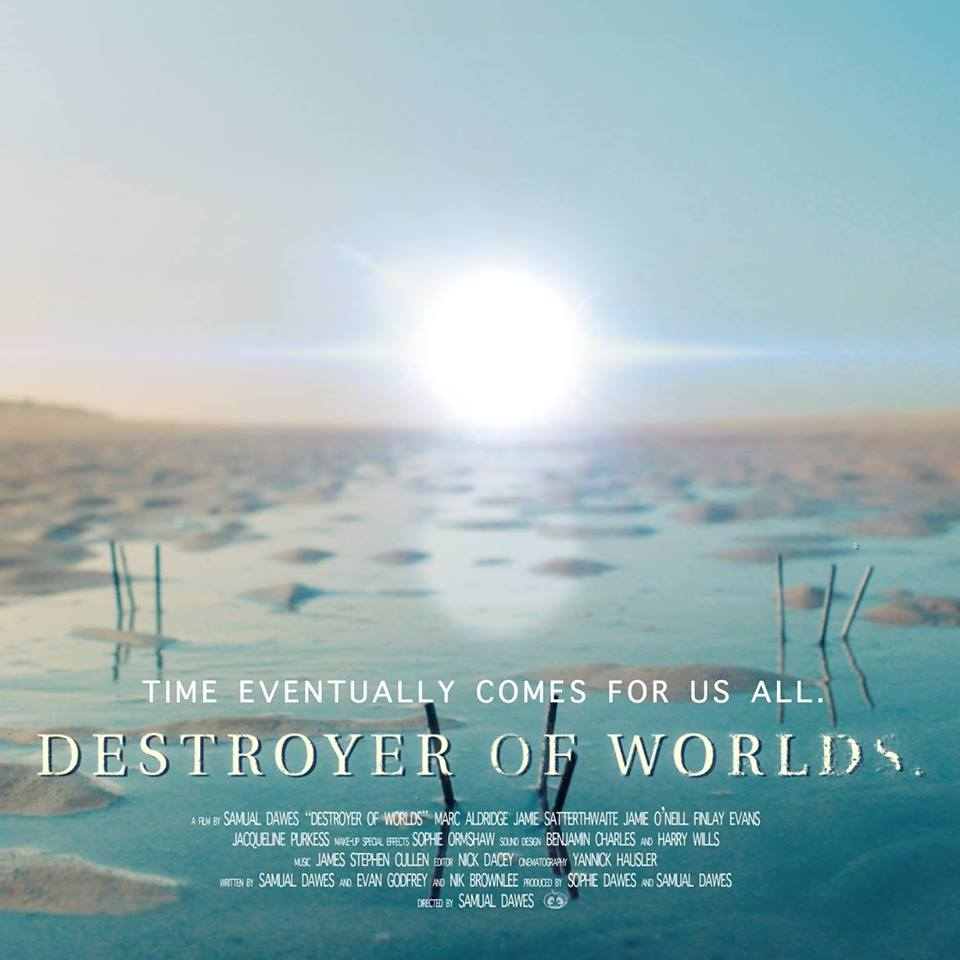 "FuturVideo: ""Destroyer of Worlds"" di Samual Dawes"