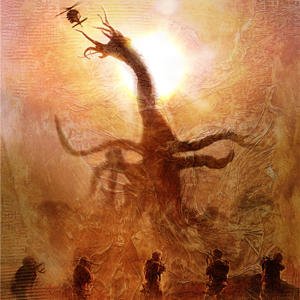 "FuturCinema: ""Monsters - Dark Continent"""