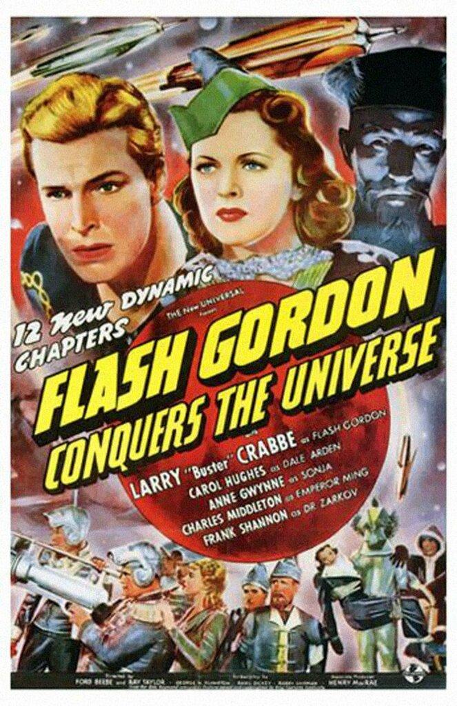 Flash Gordon - Il conquistatore dell'universo