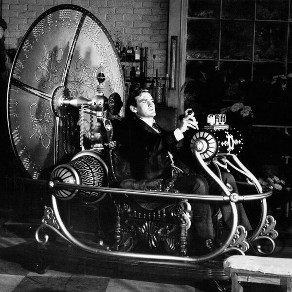 Time Machine. La manipolazione del tempo dal Cinema al Machine Learning in mostra a Parma