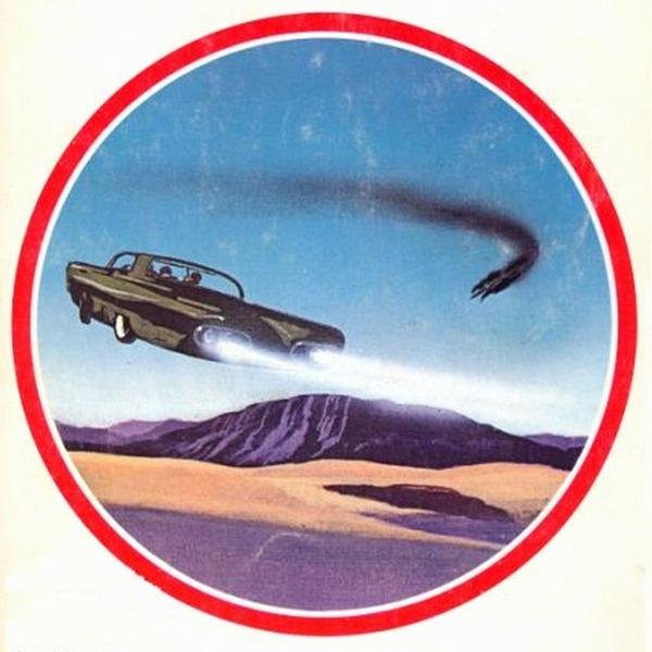 """Urania: """"La doppia faccia degli UFO"""" di Ian Watson"""