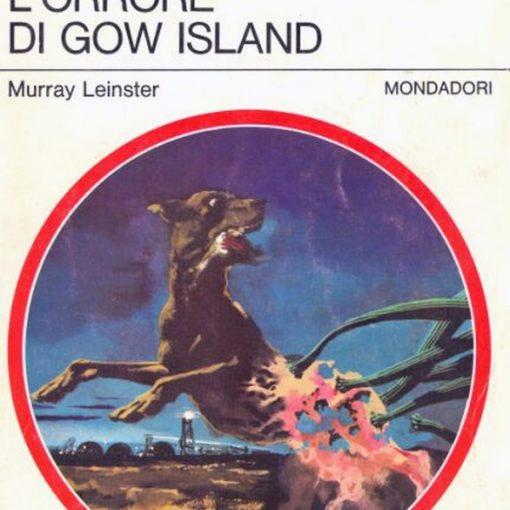 """Urania: """"L'orrore di Gow Island"""" di Murray Leinster"""