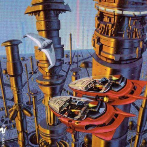 Isaac Asimov - Ciclo delle Fondazioni.