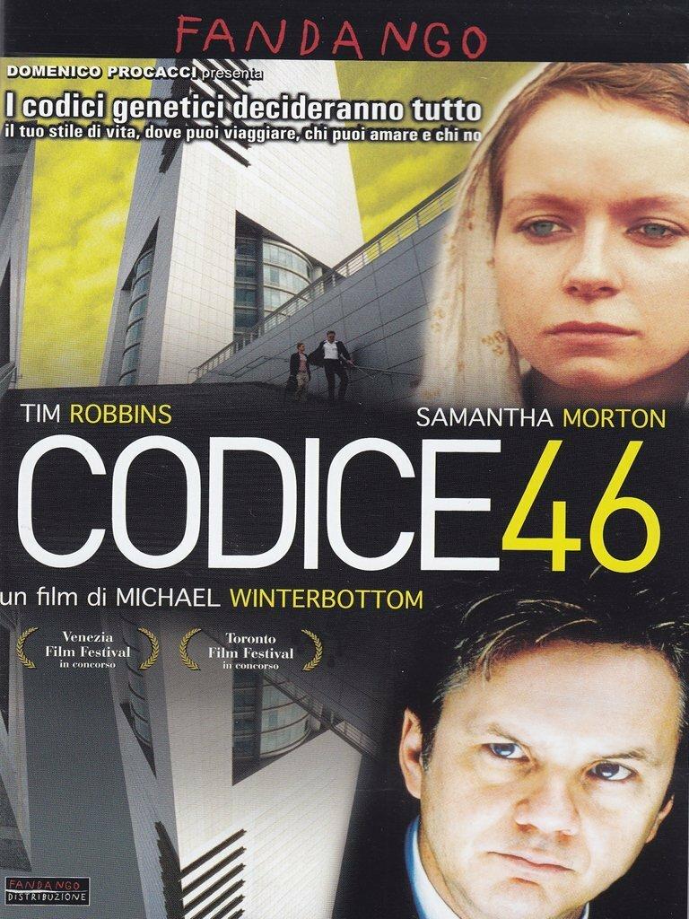 """FuturCinema: """"Codice 46"""" - I codici genetici decideranno tutto"""