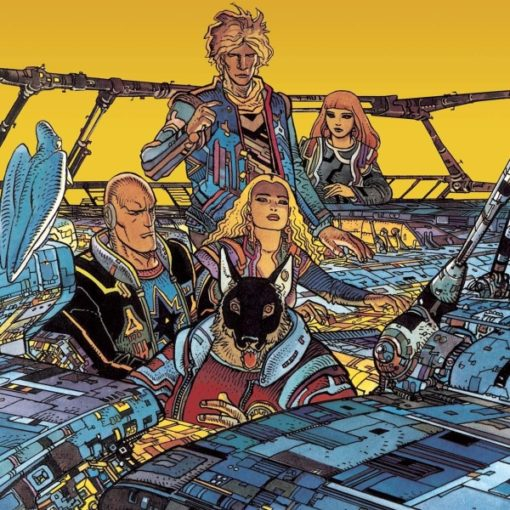 "FuturComics: ""L'Incal"". Integrale + I misteri de L'Incal. Edizione ampliata"