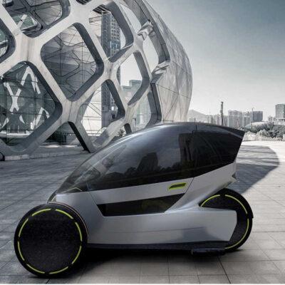 Tre concept degli studenti del Politecnico di Milano presentano la mobilità del futuro