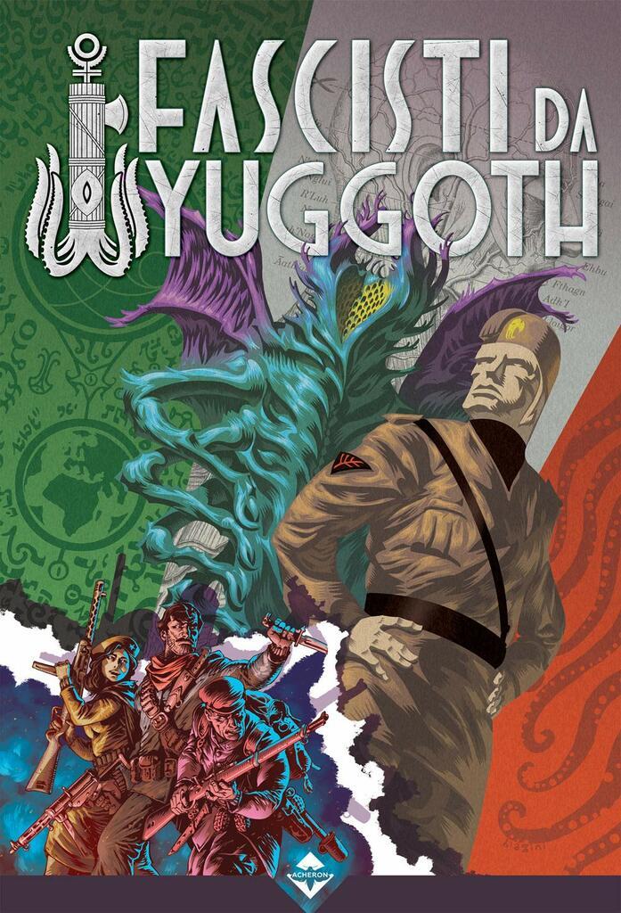 """FuturLibri: """"Fascisti da Yuggoth"""" - L'Impero del Male che avrebbe potuto essere"""