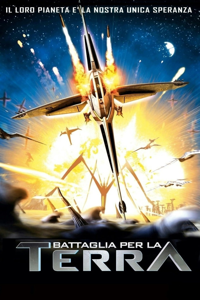 Battaglia per la Terra 3d