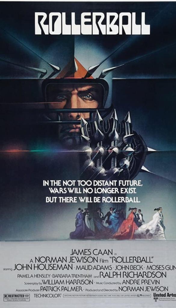 "FuturCinema: ""Rollerball"""