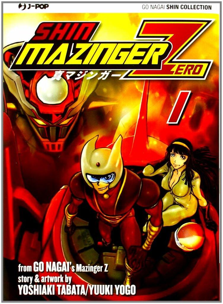 FuturComics: Shin Mazinger Zero (Vol. 1)