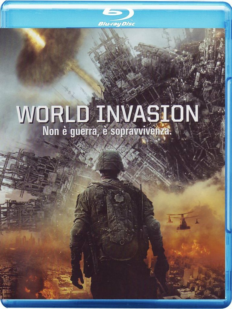"FuturCinema: ""World Invasion"""