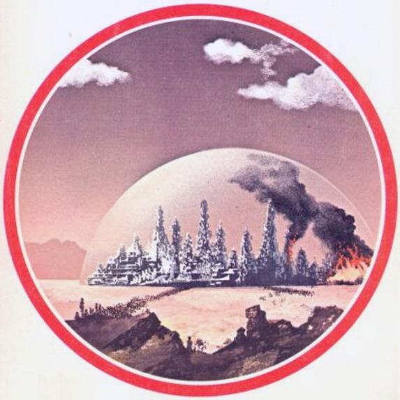 "Urania: ""Trenta milioni bruceranno vivi"" di Richard A. Lupoff"