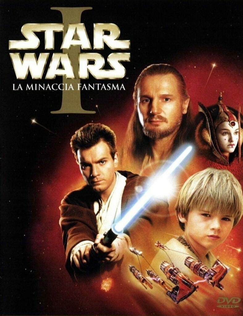 "FuturCinema: ""Star Wars - Episodio 1: La Minaccia Fantasma"""